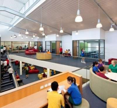 Ceilings for recreation centers